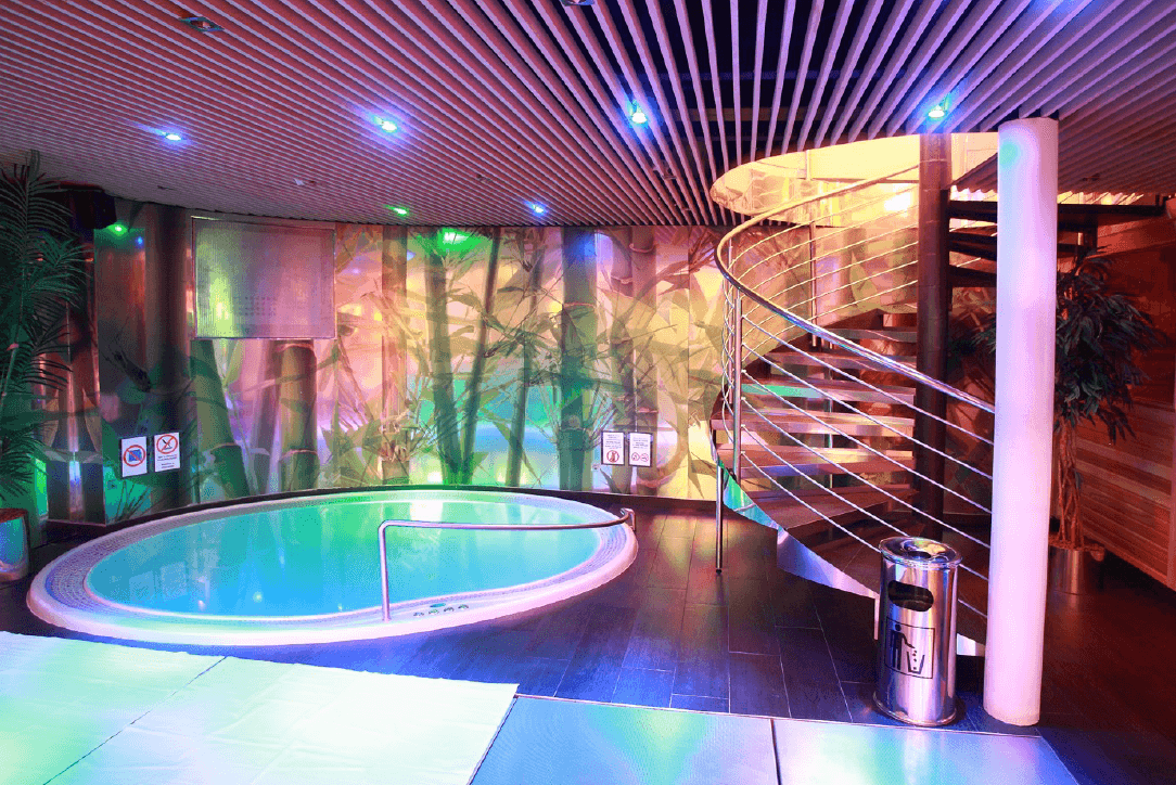 sexy sauna prague
